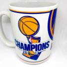 Custom Made Golden State Warriors Finals Champions 15oz Coffee Mug Personalized