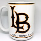 Custom Made Cal State Long Beach CSULB 15oz Coffee Mug Personalized FREE