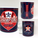 Custom Made Houston Astros World Series Champs V3 Personalized with your name