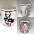 Custom Made Storm Trooper Pew Pew 11oz Coffee Cup Personalized with your name