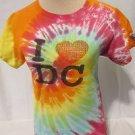 Hard Rock Cafe T Shirt Women's XS Short Sleeve I Love DC