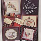 Cross Stitch Leaflet 'TIS THE SEASON, Stoney Creek 16 LOVELY CHRISTMAS DESIGNS