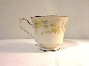"""Noritake Blossom Time Footed Cup Pattern #7150 JAPAN  3"""" High"""