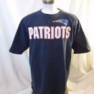 Vintage XL New England Patriots Men's Old School Tee Drew Bledsoe No.11
