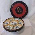 Chikaramachi Relish Bowl Set Mid Century Made in Japan Original Box