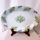 "Noritake Vintage Oval Serving 16"" Platter Pattern N228  Serving 1933/40"