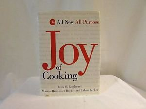The All new All Purpose Joy Of Cooking Cookbook 1997