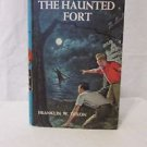 The Hardy Boys Hardcover Book Mystery  #44 The Haunted Fort  Hardcover 1965