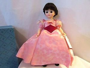 """Madame Alexander Doll 1423 Frances Cleveland 14"""" First Lady Doll Collection"""