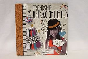 Craft Project Book Friendship Bracelets Hardcover 20 Project Ideas New