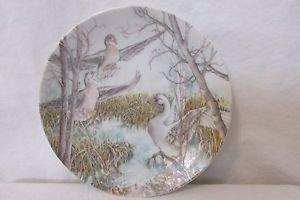 KOM med os 1986 Plate 190A By Karen Jean Bornholt Made In Denmark
