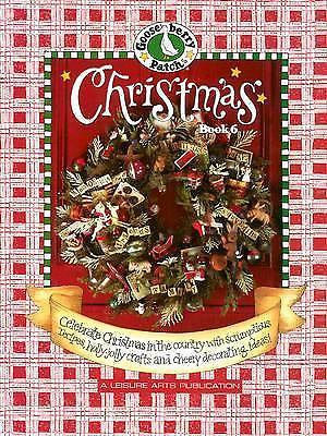 Gooseberry Patch Christmas  Cookbook  Vol. 6 (2004, Hardcover) Recipes Holiday