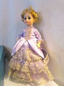 """Madame Alexander Doll 1421 Lucretia Garfield 14"""" First Lady Doll Collection"""