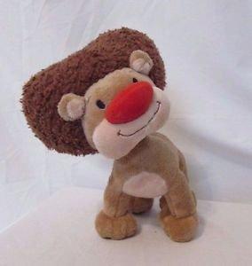 "GOLIATH JOJO'S Jo Jo CIRCUS stuffed plush Toy 10"" posable Walt Disney World"
