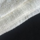"60"" Off-White 100% Laundered Linen Woven Fabric By the Yard"