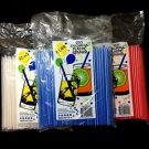 250 500 750 Strong/Durable Straight HIGH QUALITY Party Plastic Drinking Straws