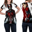 Antman T-shirt Full Print Sublimation For Women Size S
