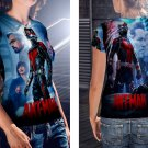 Antman American movie T-shirt Full Print Sublimation For Women Size S