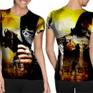 Counter-Strike: Global Offensive Awesome Design T-shirt Full Print Sublimation For Woman Size S