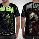 Pantera Cowboys From Hell T-shirt Full Print Sublimation For Man Size S