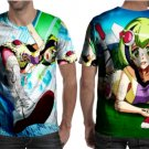 Dimention W Special Design T-shirt Full Print Sublimation For Man Size S