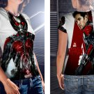 Antman T-shirt Full Print Sublimation For Women Size M