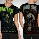 Pantera Cowboys From Hell T-shirt Full Print Sublimation For Woman Size M