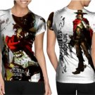 mccree high noon T-shirt Full Print Sublimation For Woman Size M