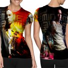the expert rapping T-shirt FullPrint For Woman Size S