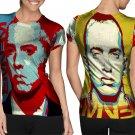 Eminem luxury design T-shirt FullPrint For Woman Size S
