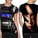 Power Rangers 2017 Movie T-shirt FullPrint For Woman Size S
