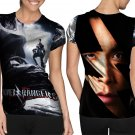 Power Ranger : American superhero film T-shirt FullPrint For Woman Size S