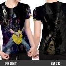 Guns N' Roses  American hard rock band T-shirt FullPrint For Woman Size S