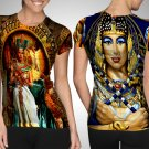 The Legend Of Cleopatra T-shirt FullPrint For Woman Size S