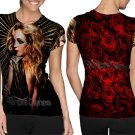 The Vampire Diaries T-shirt FullPrint For Woman Size M