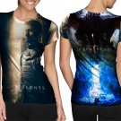Game Of Thrones Movie #Art4 T-shirt FullPrint For Woman Size M