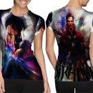 Doctor Strange Marvel T-shirt FullPrint For Woman Size M