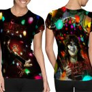Stranger Things American Web Series #Art3 T-shirt FullPrint For Woman Size M