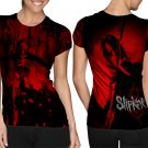 Slipknot American Heavy Metal Band From Des Moines Art 3 T-shirt FullPrint For Woman Size M