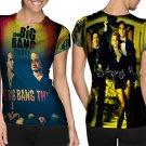 The Big Bang Theory American Television Sitcom T-shirt FullPrint For Woman Size M