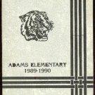 1990 Adams Elementary Yearbook Las Vegas Nevada