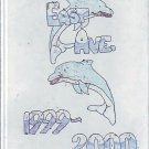 2000 East Ave Middle School Yearbook Livermore Calif