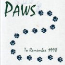 1998 Parkway School Paws Yearbook Greenwich Connecticut