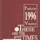 1996 Parkland School Viking Grades 6~8 Yearbook McHenry Illinois