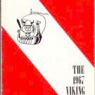 1967 Roxana Jr Junior High School Viking Yearbook Roxana Illinois