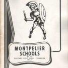 1975 Montpelier Schools Yearbook K~8 Indiana