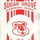 1993 Sugar Grove Elementary School Yearbook Indiana