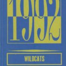 1992 Oxford Middle School Wildcats Yearbook Oxford Michigan