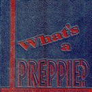 1997 Jackson Preparatory School Precis Yearbook Jackson Mississippi