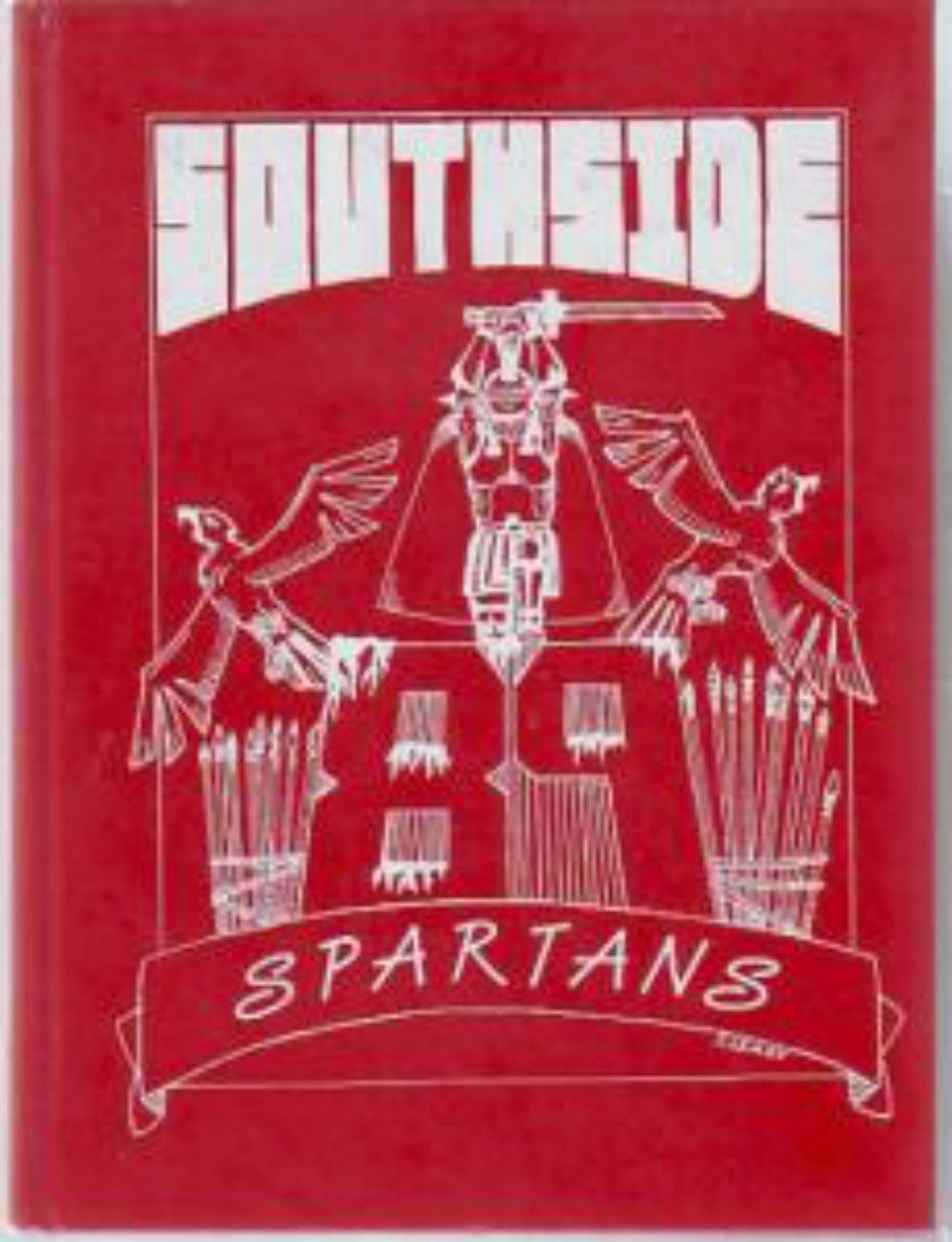 1989 southside jr junior high school yearbook manchester for Craft stores manchester nh